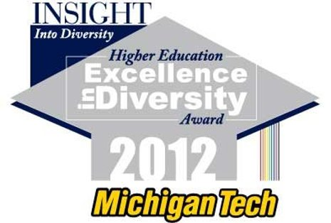 Michigan Tech recognized nationally for diversity and inclusion efforts.