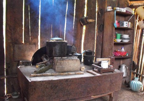 Biomass-burning cookstoves cause poor air quality, health hazards in many countries around the world.