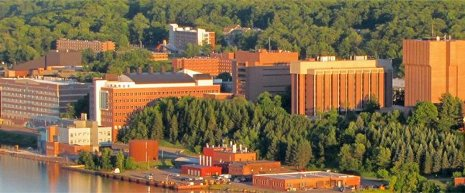 Michigan Tech offers ranked PhD programs in engineering and the sciences.
