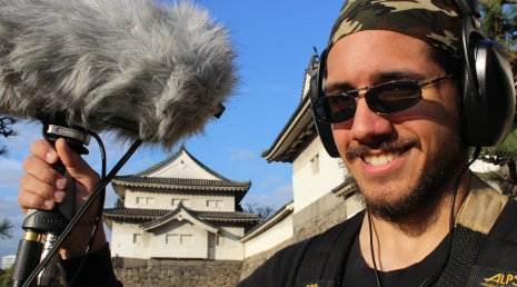 Visual & Performing Arts student Chris Trevino spent this year capturing the special sounds of Japan.
