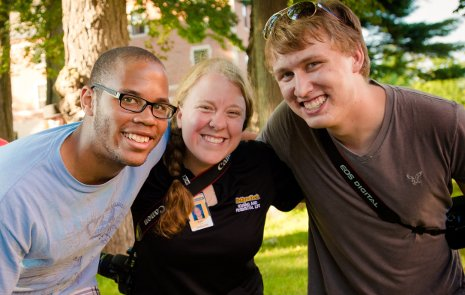 Michigan Tech celebrates diversity.