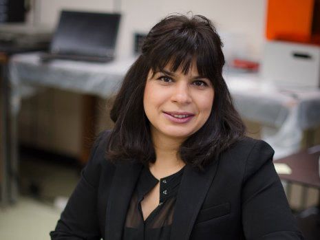 "Nina Mahmoudian received a prestigious CAREER Award from the National Science Foundation for her proposal titled ""Autonomous Underwater Power Distribution System for Continuous Operation."""