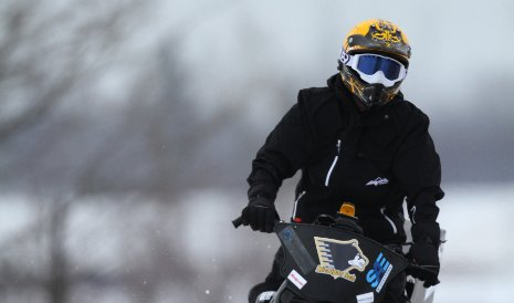 Clean Snowmobile Challenge 2016