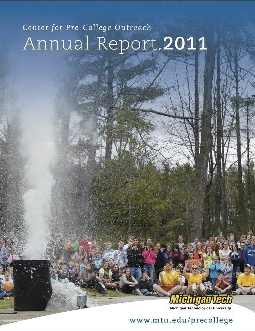 2011 Annual Report cover