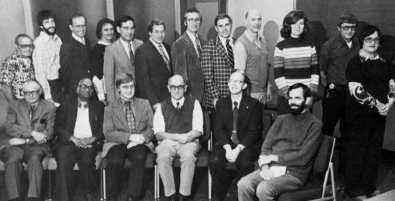 1978 Physics Faculty