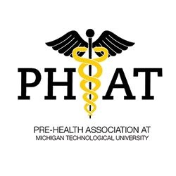 Pre-Health Association at Tech logo