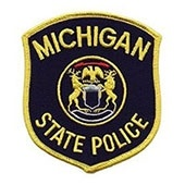 Michigan State Police Badge