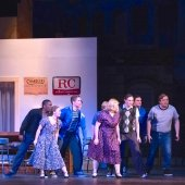 "Michigan Tech Theatre Company's production of ""West Side Story"""