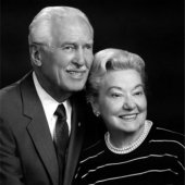 Ted and Lola Rozsa portrait
