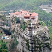 The Hanging Monasteries