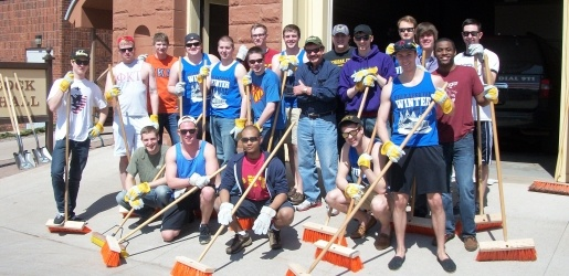 Joining a Fraternity | Student Activities | Michigan