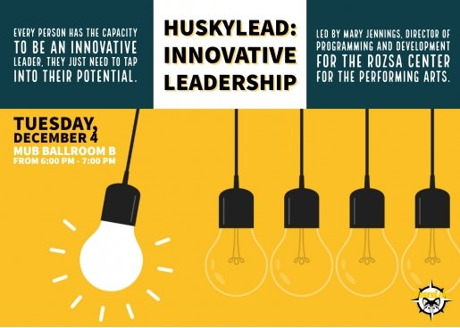 Innovation HuskyLead