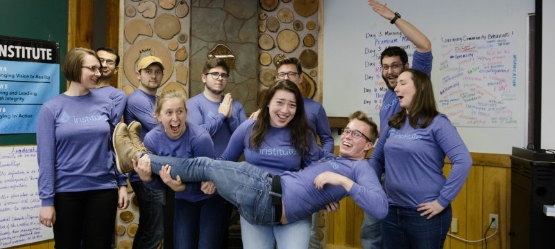 LeaderShape Institute Cluster Family Photo