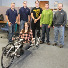 Handcycle Team