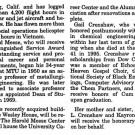 Ironwood Daily Globe, 1996.