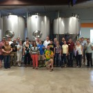 Marquette Brewery Tour and Social