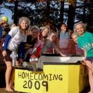 Homecoming 2009 Cardboard Boat Races