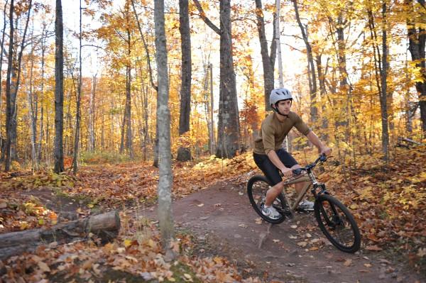 Fall Bike Trail