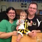 2014 Hockey at Ferris - the littlest Husky