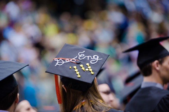 Fall Commencement is Saturday, Dec. 20, at 10:30 a.m.—watch it live.
