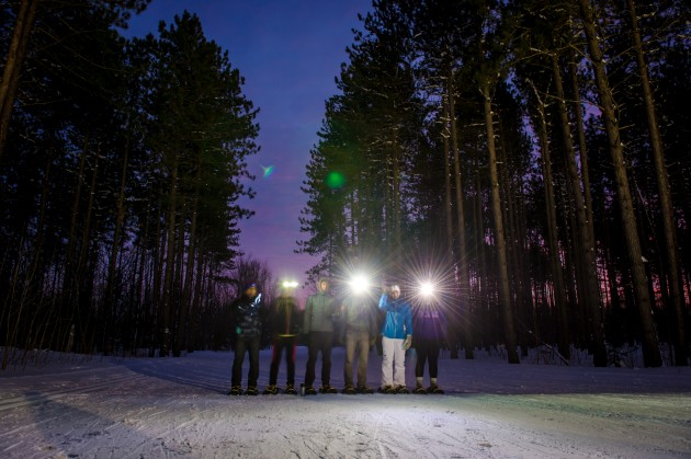 OAP Night Snowshoe20150122_0004