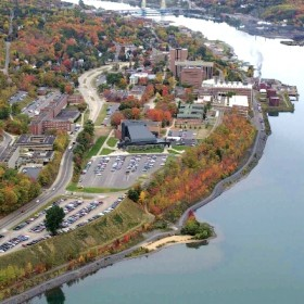 princes point campus image - fall