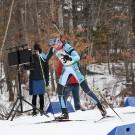 TW Amanda skiing