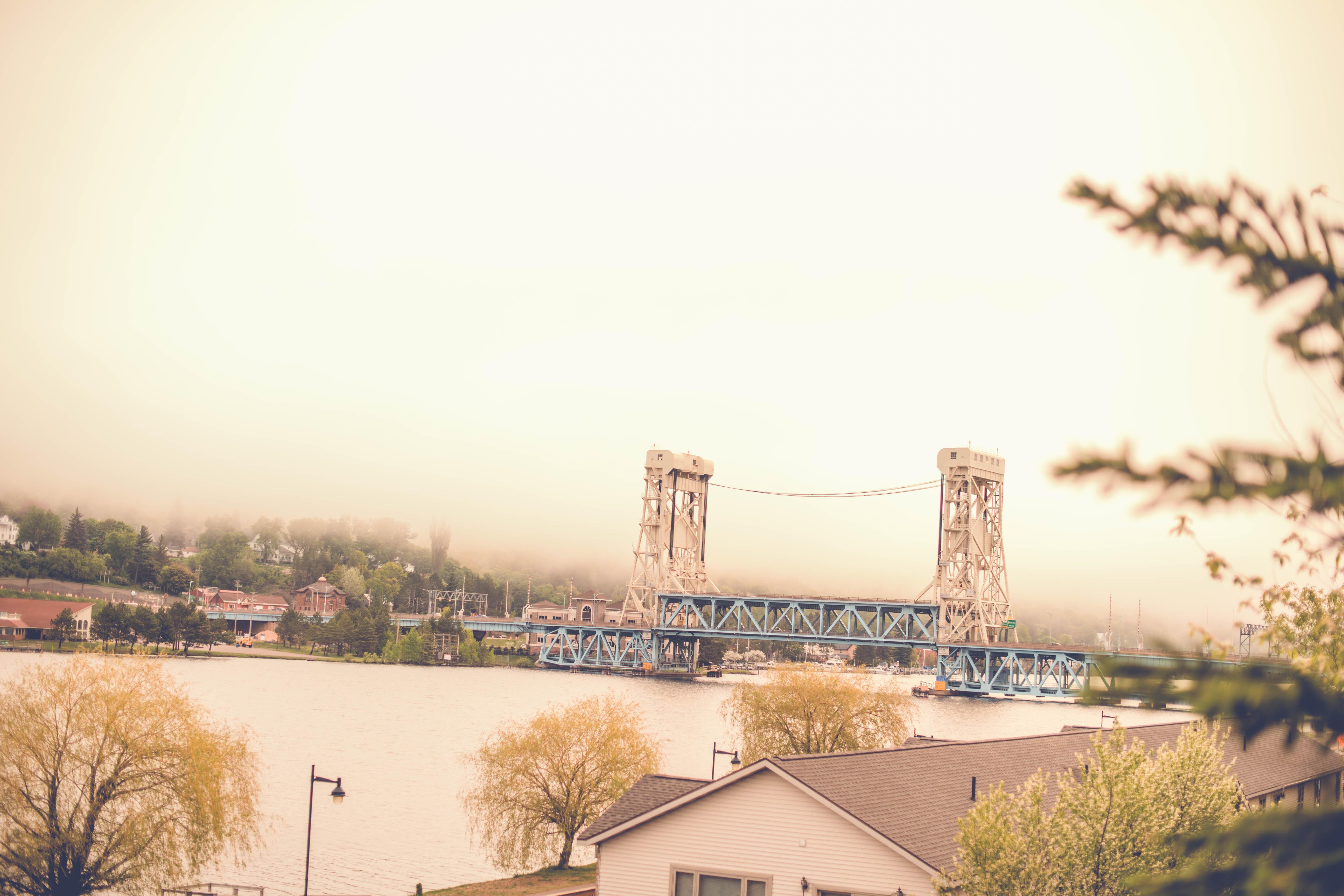 Foggy Morning Campus 201706050001