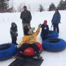 Blizzard tubing 1