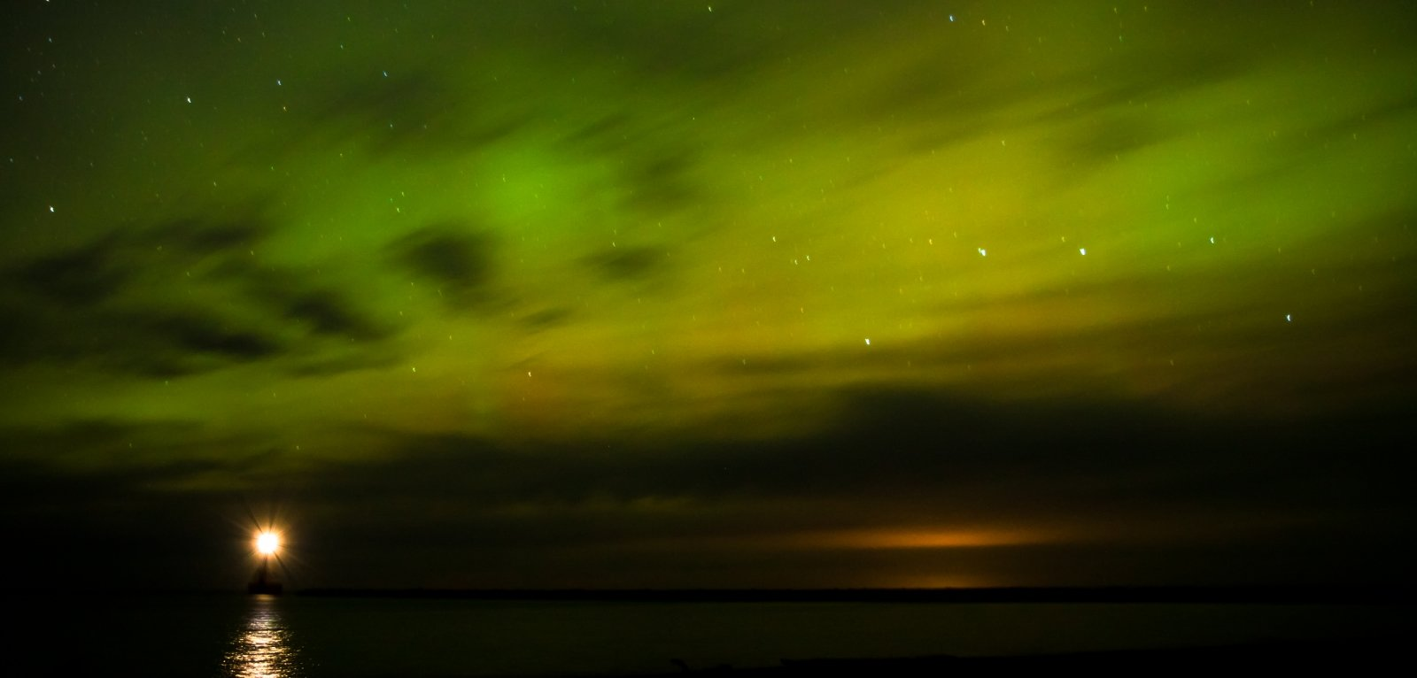 What are the Northern Lights (Aurora Borealis)? | Michigan