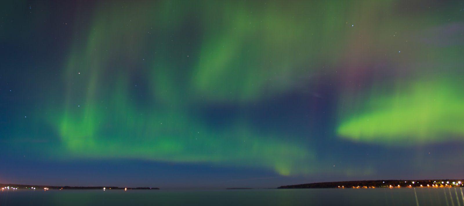 Northern Lights (Aurora Borealis) | Michigan Technological University