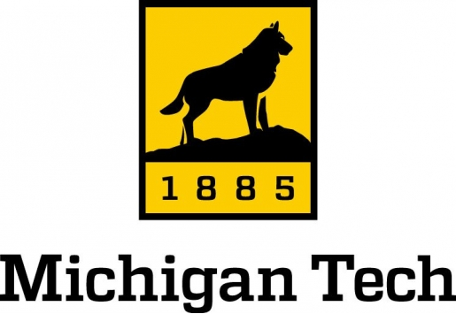 Logo: Michigan Tech vertical