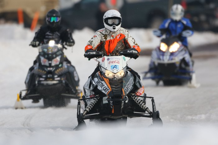 Clean Snowmobile Challenge Endurance Run