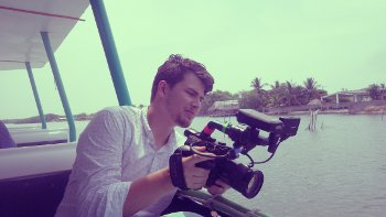 Ben Jaszczak is a videographer at Michigan Tech.
