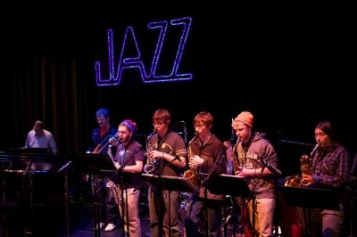 Jazz Lab Band in rozsa