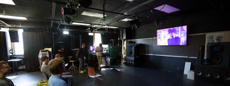 Lighting and Sound Lab | Visual and Performing Arts
